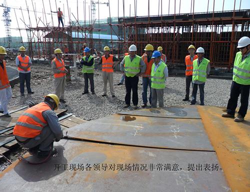 海阳核电防腐保温工程