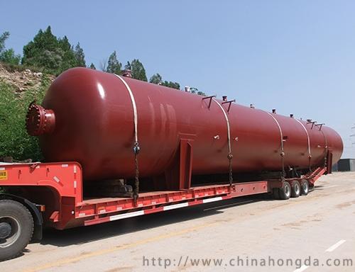 150吨蓄热器