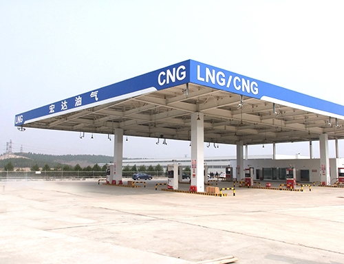 日照LNG/CNG油气站